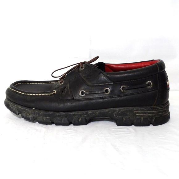 Polo Boat Loafers 12d Shoes Men Size Ralph Lauren 3R4AqcS5jL